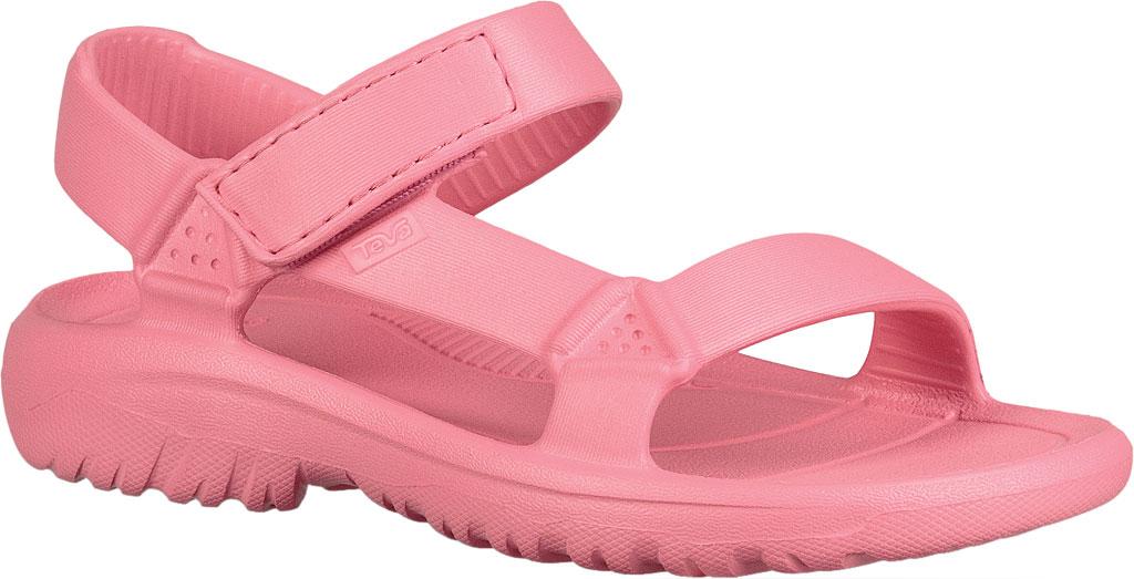Children's Teva Hurricane Drift Sandal, Pink Lemonade Synthetic, large, image 1
