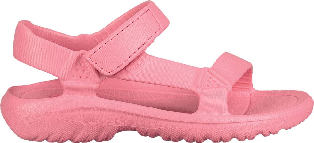 Children's Teva Hurricane Drift Sandal, Pink Lemonade Synthetic, large, image 2