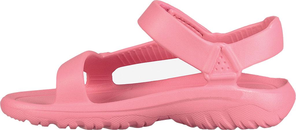 Children's Teva Hurricane Drift Sandal, Pink Lemonade Synthetic, large, image 3