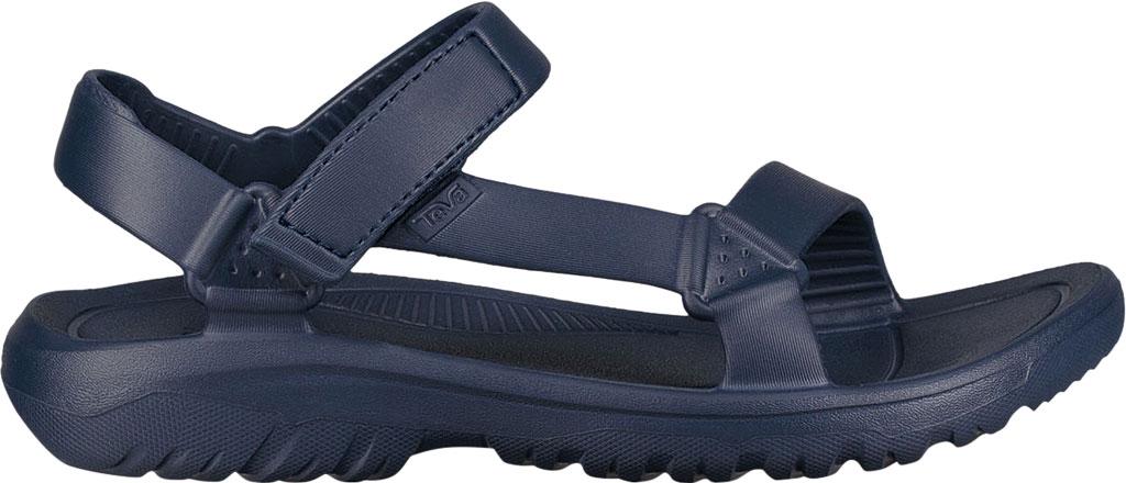 Men's Teva Hurricane Drift Sandal, Eclipse Synthetic, large, image 2