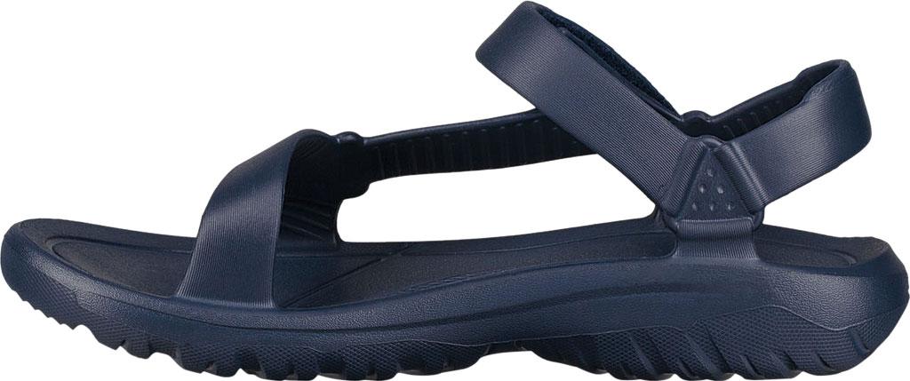Men's Teva Hurricane Drift Sandal, Eclipse Synthetic, large, image 3
