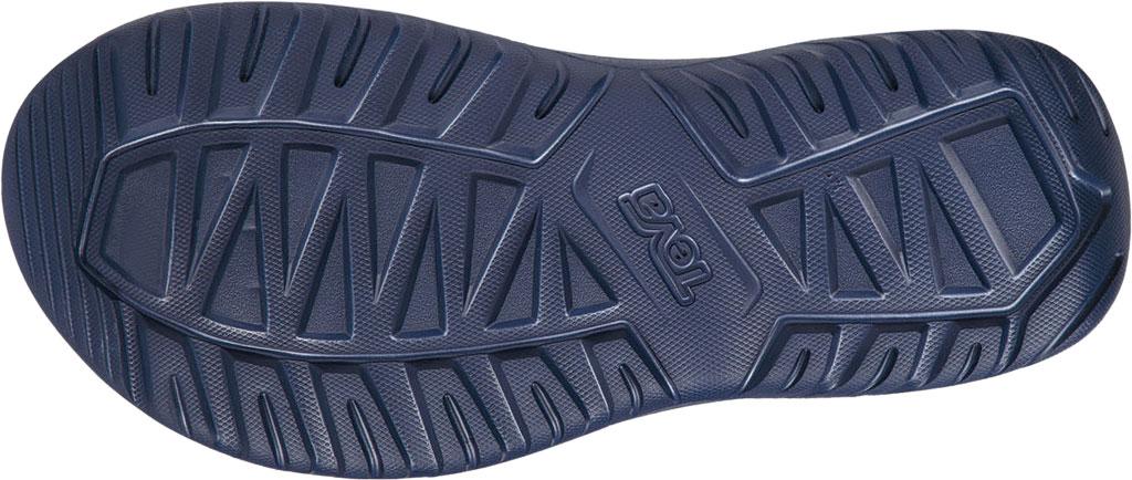 Men's Teva Hurricane Drift Sandal, Eclipse Synthetic, large, image 6