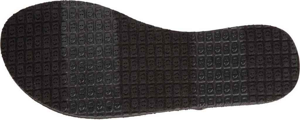 Women's Sanuk Yoga Sling 2 Grateful Dead Thong Sandal, Dancing Bears Stretch Knit, large, image 6