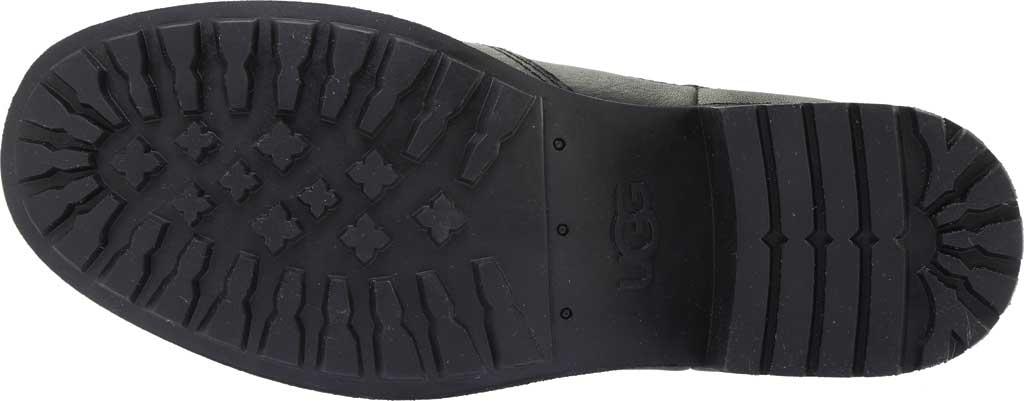 Women's UGG Bonham III Waterproof Boot, Black Leather, large, image 6