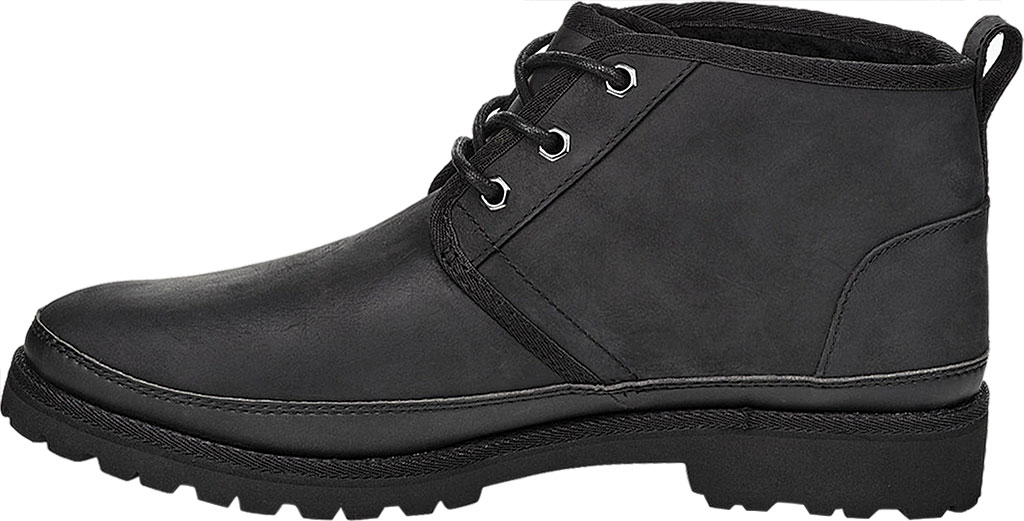Men's UGG Neuland Waterproof Boot, Black TNL Full Grain Leather, large, image 3