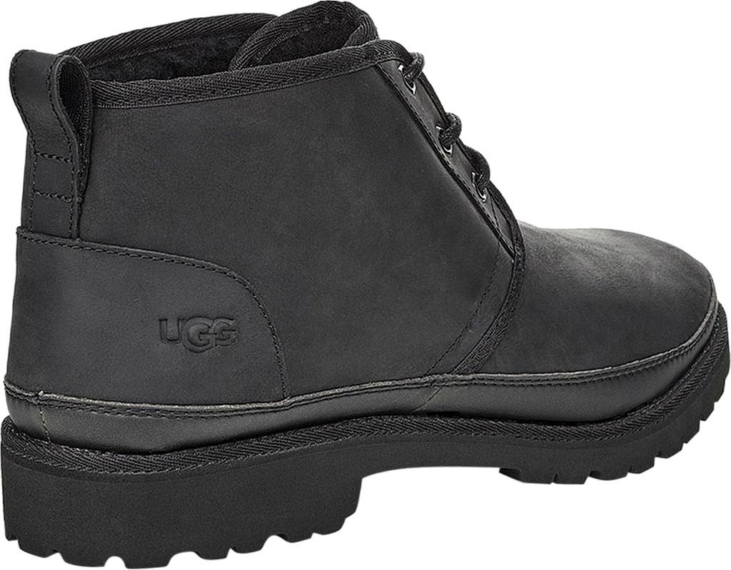 Men's UGG Neuland Waterproof Boot, Black TNL Full Grain Leather, large, image 4