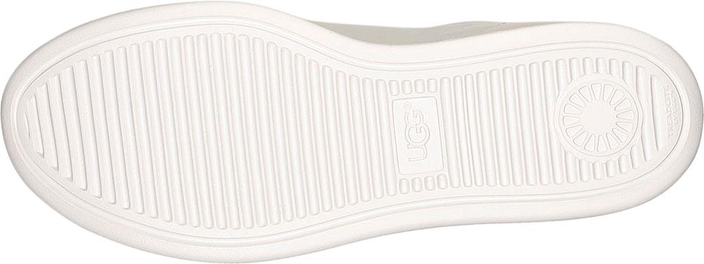 Women's UGG Libu Sneaker, White Leather, large, image 6