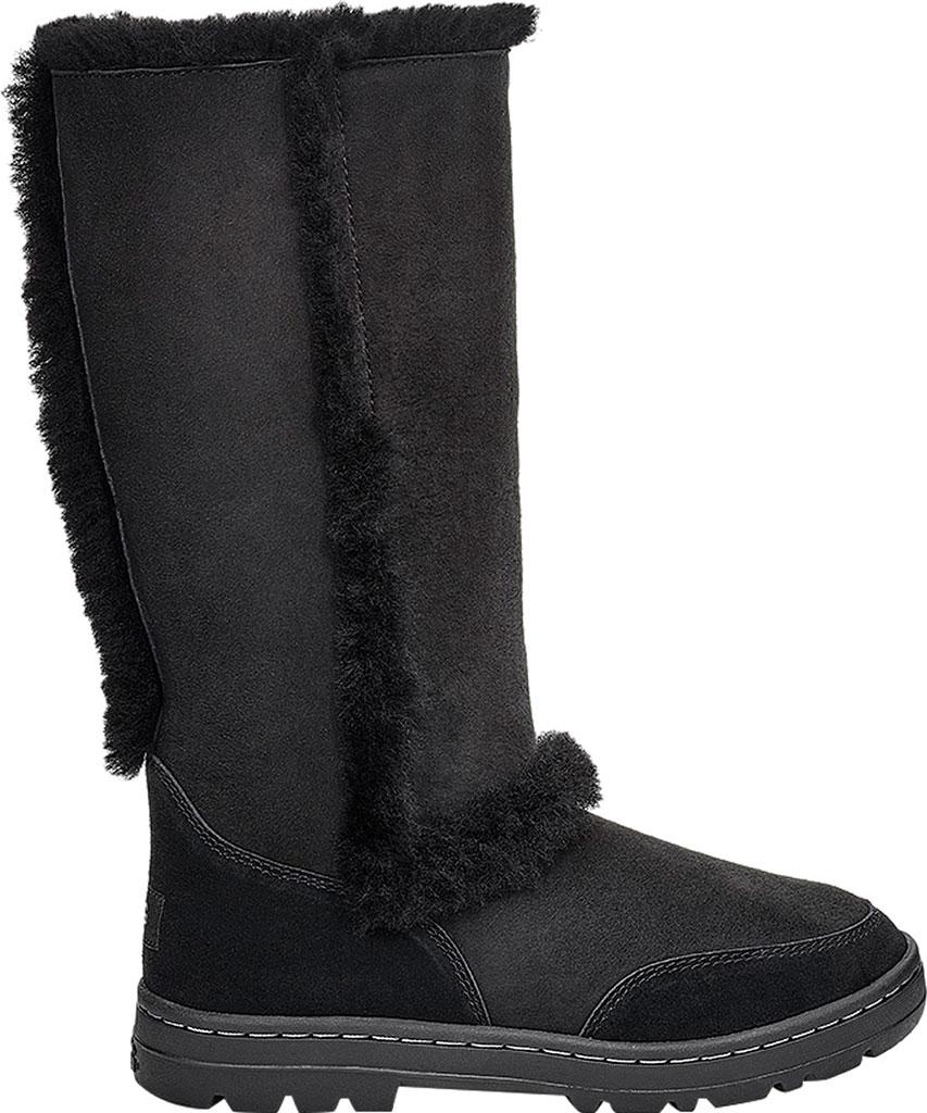 Women's UGG Sundance II Revival Boot, Black Twinface Sheepskin, large, image 1