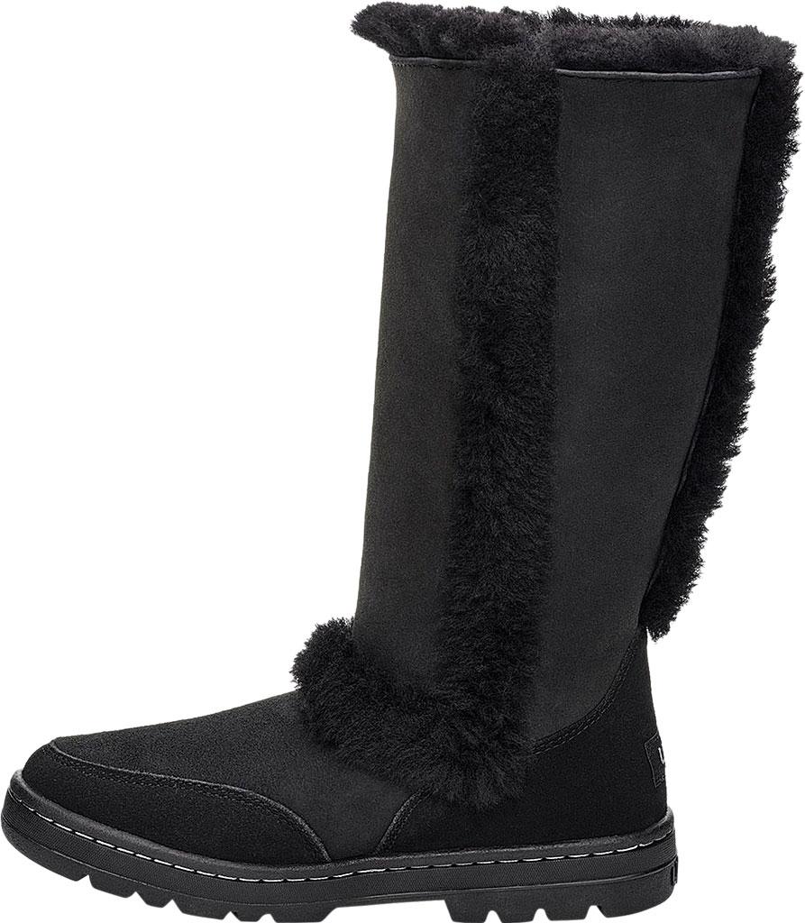 Women's UGG Sundance II Revival Boot, Black Twinface Sheepskin, large, image 3