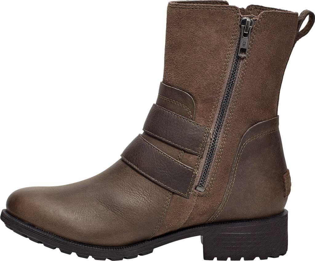 Women's UGG Wilde Waterproof Boot, Slate Suede/Leather, large, image 3