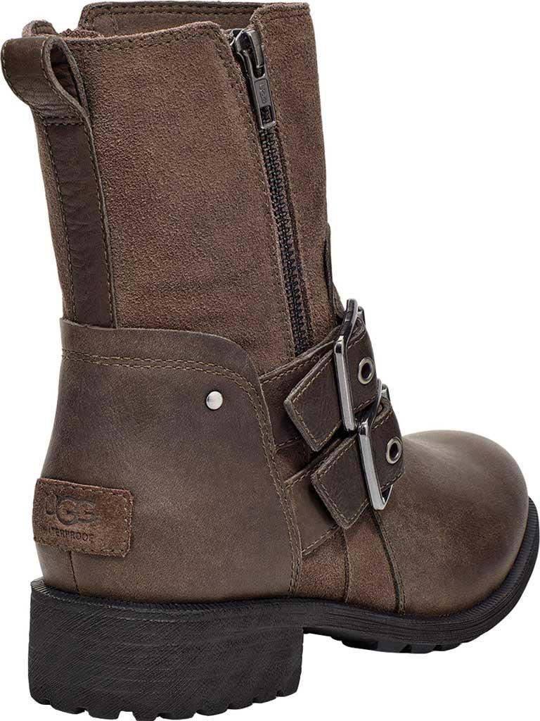 Women's UGG Wilde Waterproof Boot, Slate Suede/Leather, large, image 4