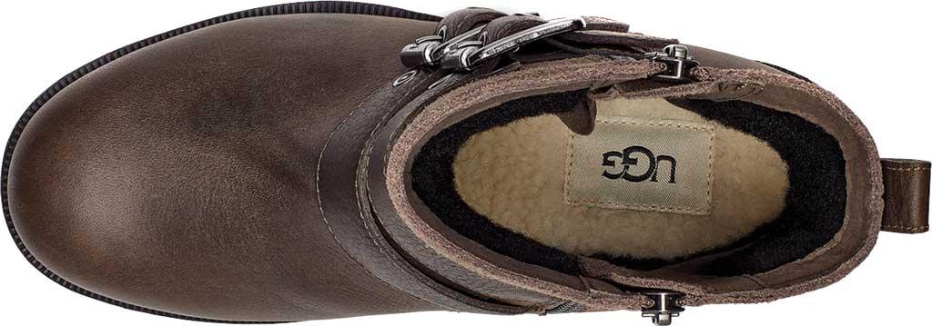 Women's UGG Wilde Waterproof Boot, Slate Suede/Leather, large, image 5