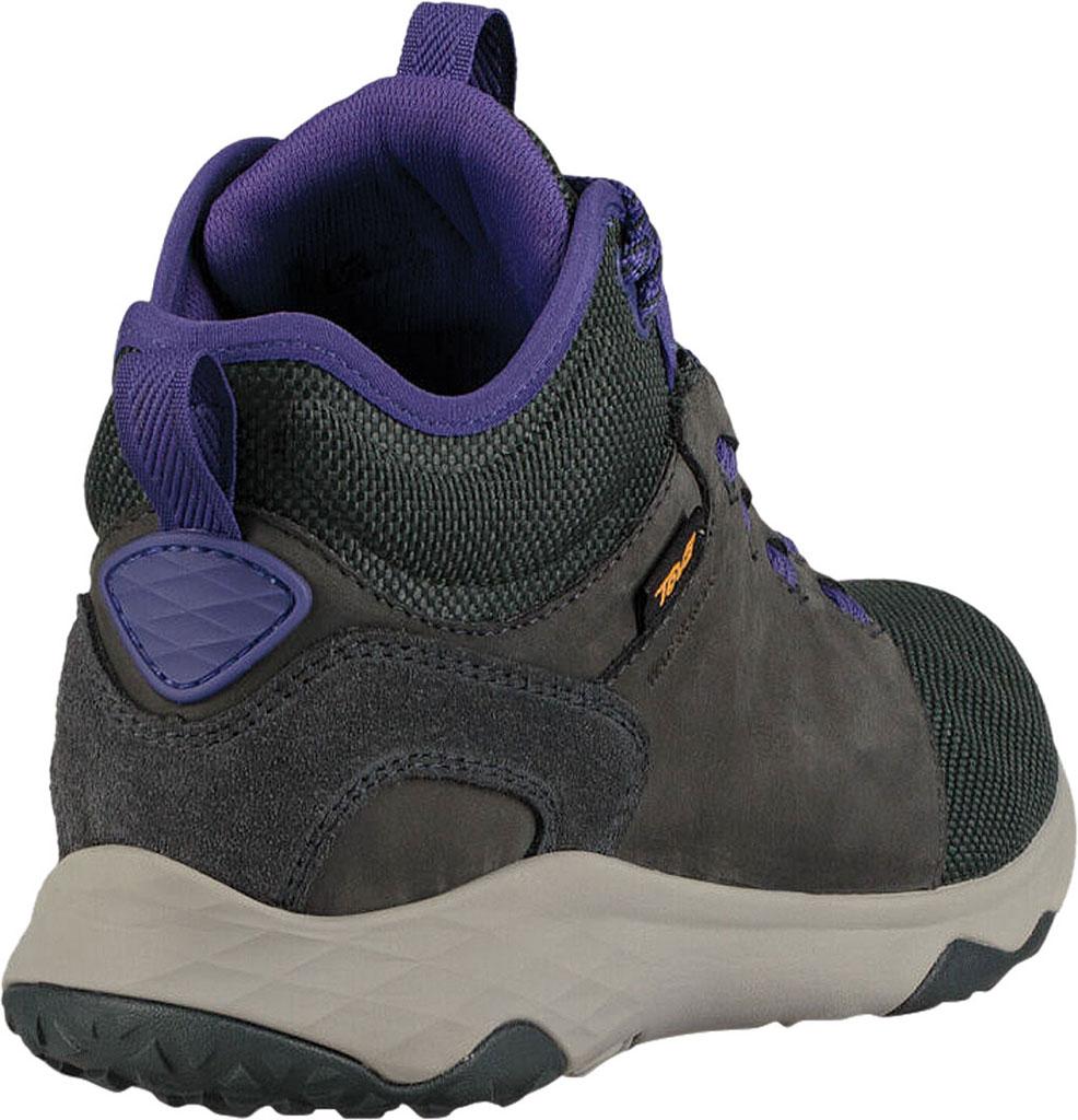 Women's Teva Arrowood Venture Mid Waterproof Boot, Darkest Spruce Leather/Textile, large, image 4