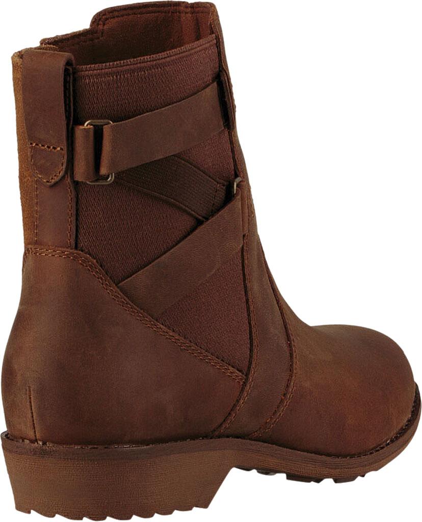 Women's Teva Ellery Waterproof Ankle Boot, Pecan Leather, large, image 4