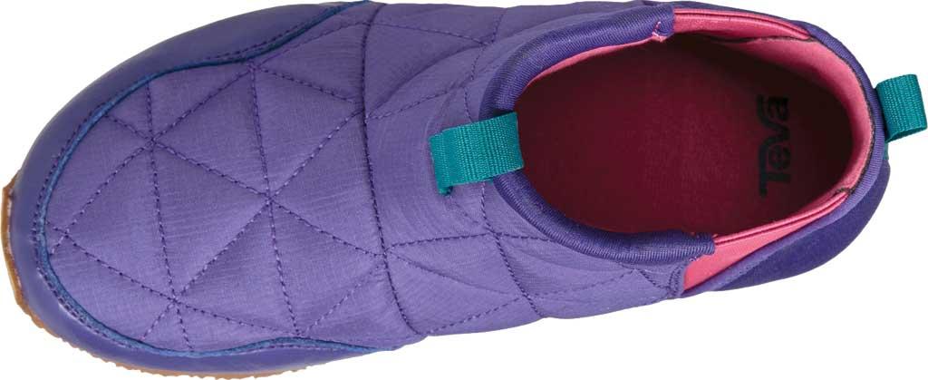 Children's Teva Ember Mid Chelsea Boot - Big Kid, Ultraviolet Polyester, large, image 5