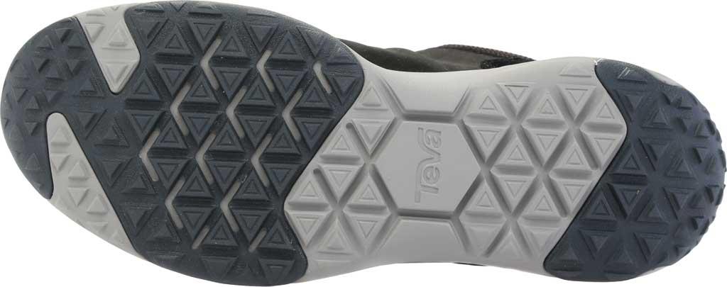 Women's Teva Arrowood Venture Waterproof Sneaker, Black Leather/Textile, large, image 6