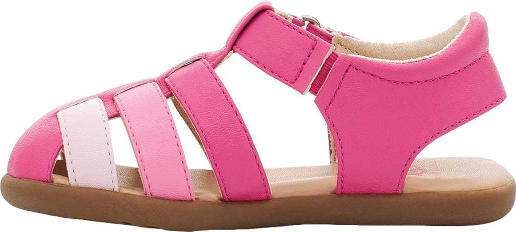Infant UGG Kolding Fisherman Sandals - Toddler, Pink Azalea Synthetic Leather, large, image 3
