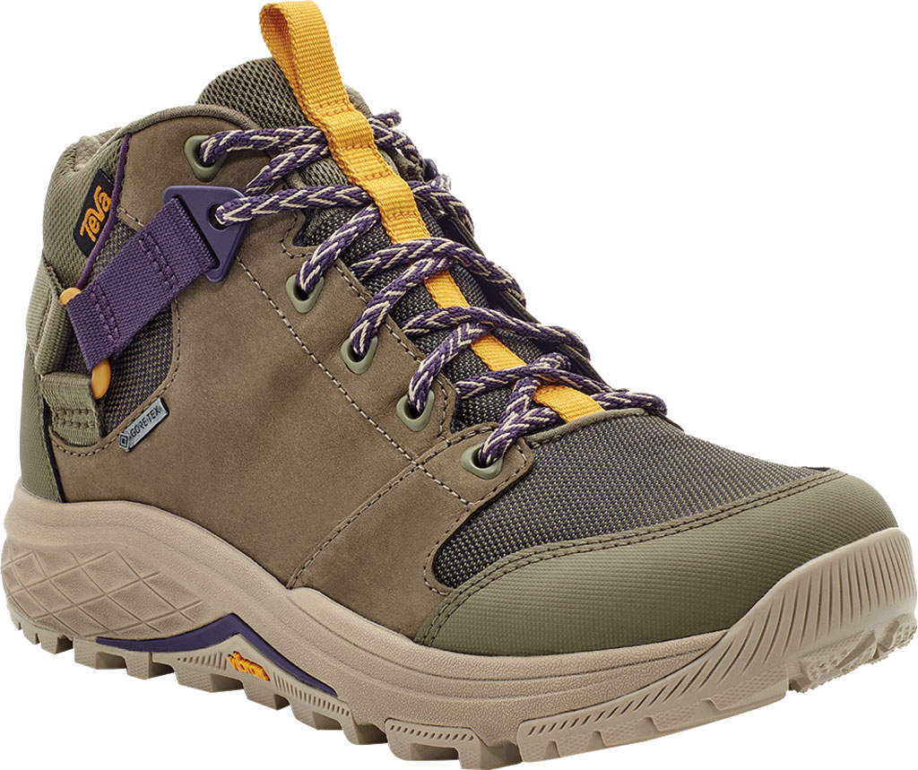 Details about  /Teva Grandview GTX Waterproof Hiking Boot Women's in Chocholate Chip Leather
