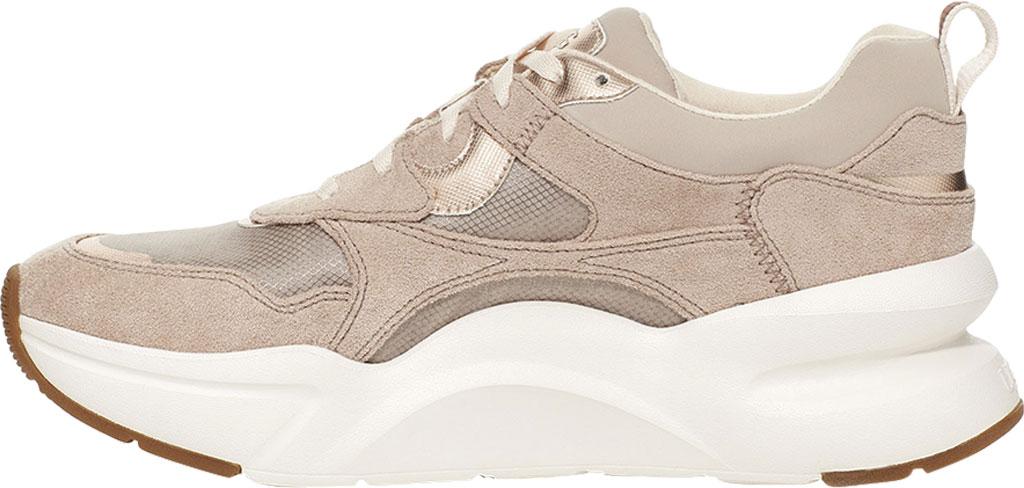 Women's UGG La Hills Sneaker, Amphora Textile, large, image 3