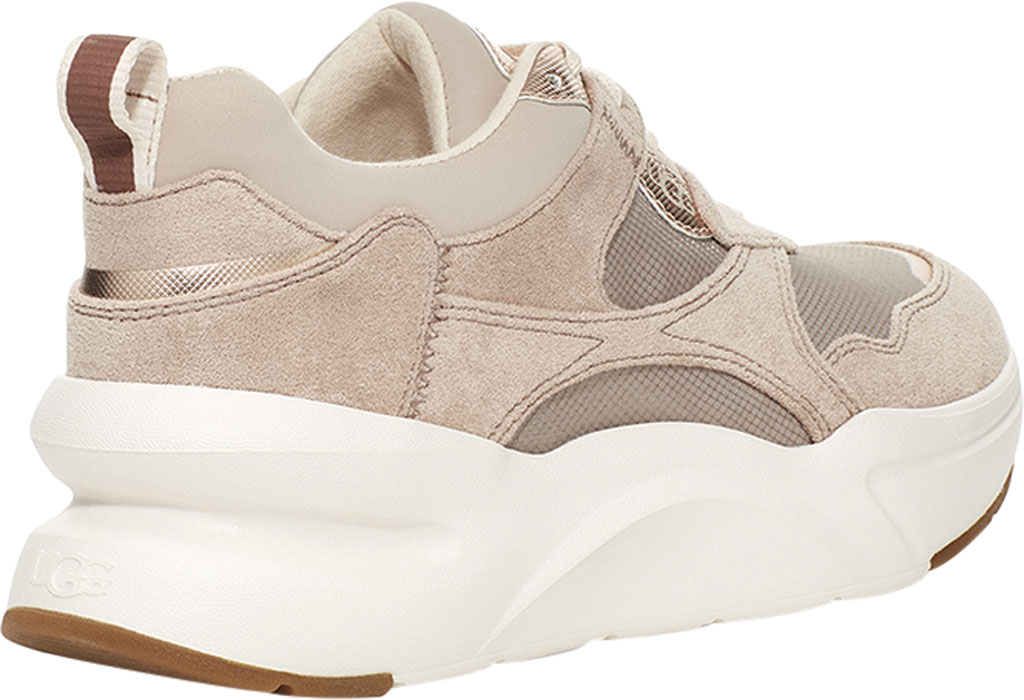 Women's UGG La Hills Sneaker, Amphora Textile, large, image 4