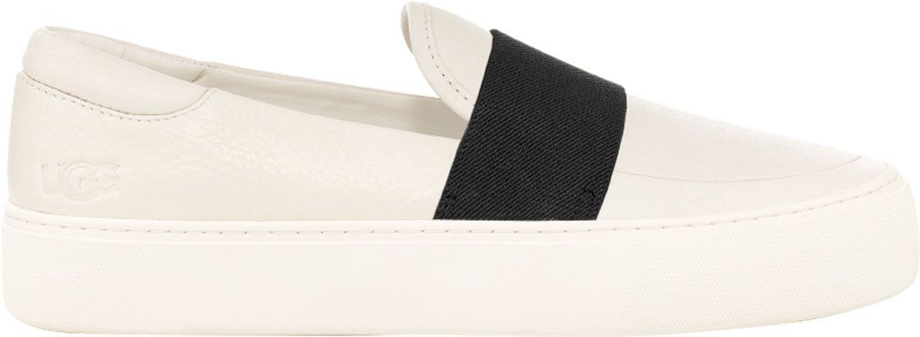 Women's UGG Chayze Slip On Sneaker, White Cow Leather, large, image 1