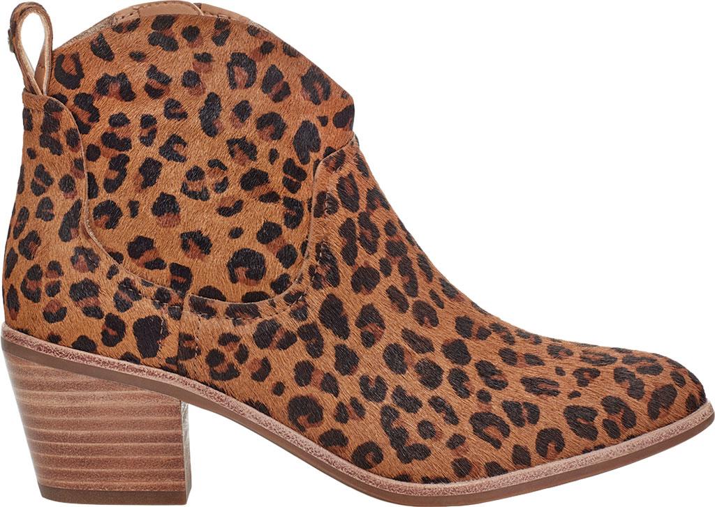 Women's UGG Kingsburg Leopard Ankle Bootie, Natural Leopard Calf Hair, large, image 1