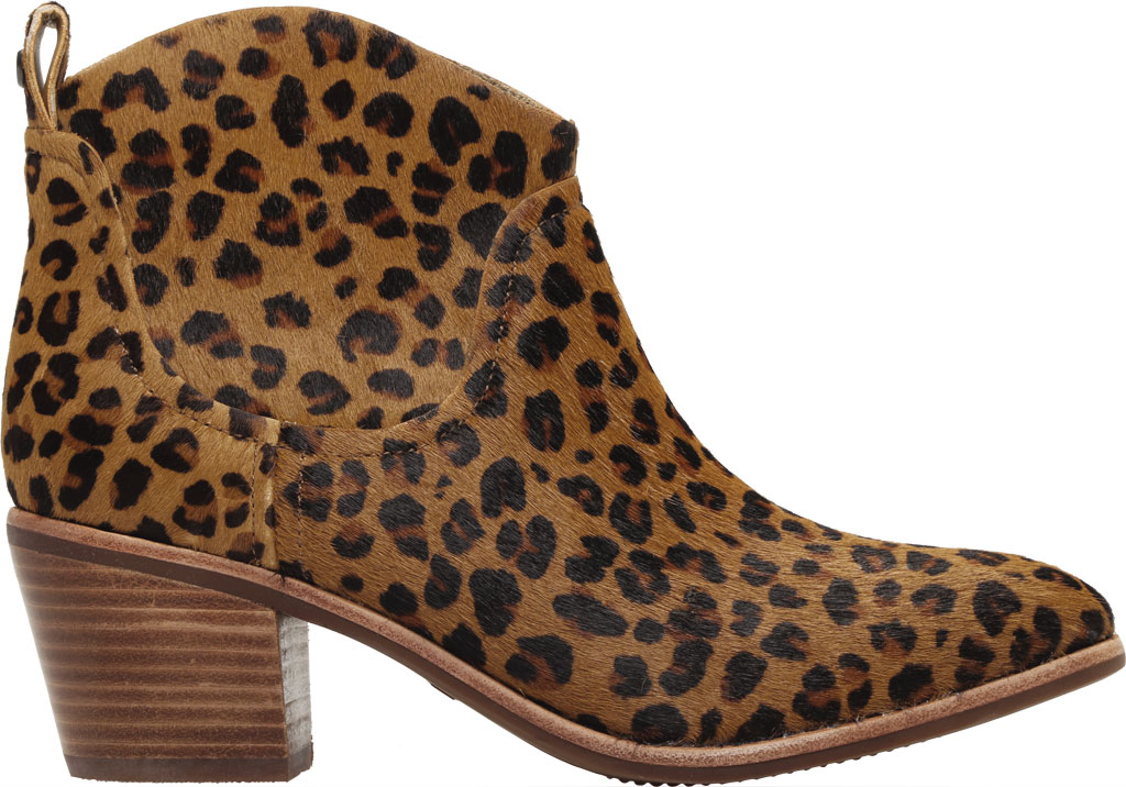 Women's UGG Kingsburg Leopard Ankle Bootie, Natural Leopard Calf Hair, large, image 2