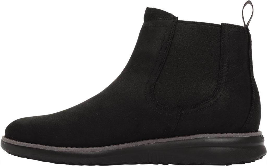 Men's UGG Union Weather Waterproof Chelsea Boot, Black Waterproof Leather, large, image 3