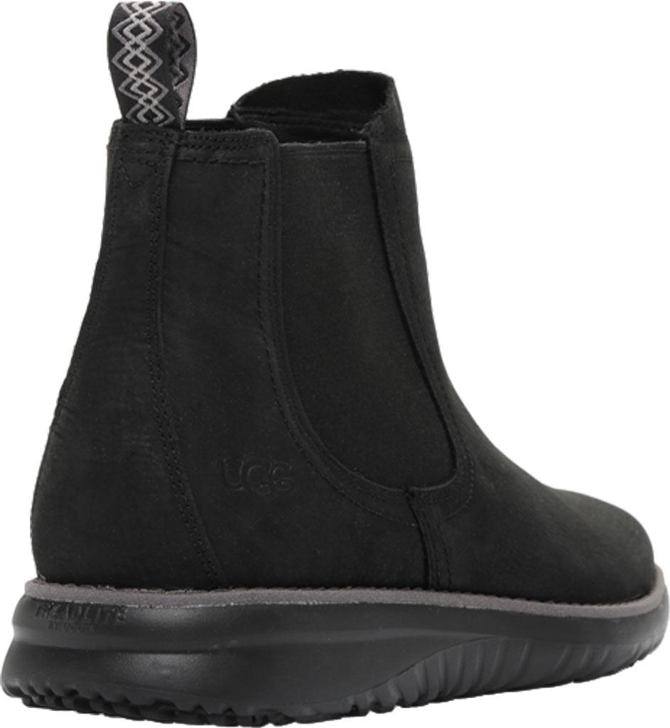 Men's UGG Union Weather Waterproof Chelsea Boot, Black Waterproof Leather, large, image 4