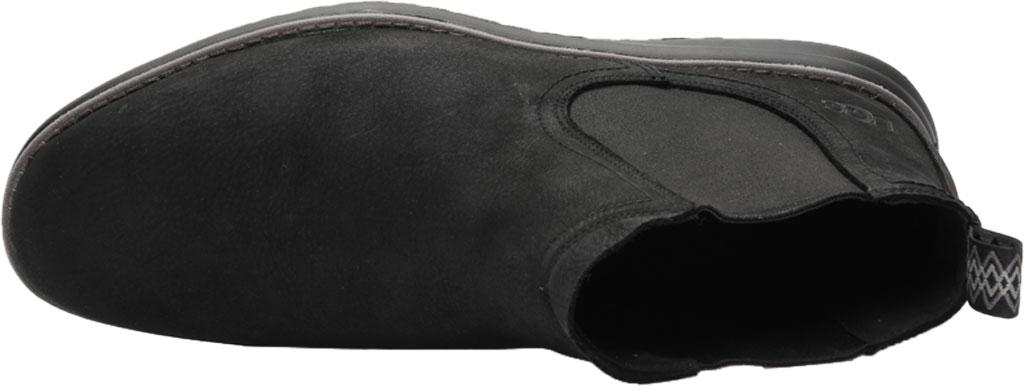 Men's UGG Union Weather Waterproof Chelsea Boot, Black Waterproof Leather, large, image 5
