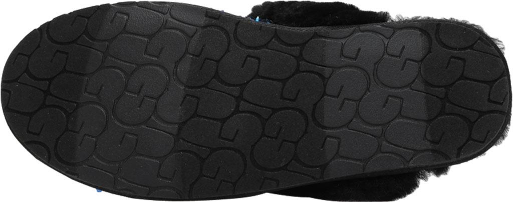 Women's UGG Scuffette II Stellar Sequin Scuff, Black Sequin Textile, large, image 6