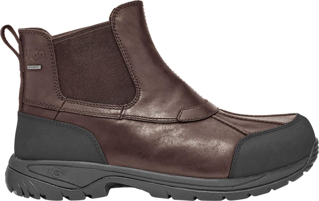 Men's UGG Butte Waterproof Winter Duck Chelsea Boot, Stout Waterproof Full Grain Leather, large, image 1