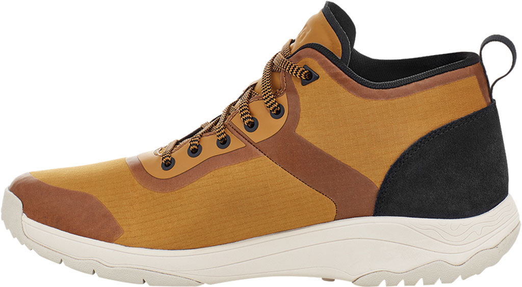 Men's Teva Gateway Mid Hiking Sneaker, Medallion Recycled Polyester/Suede, large, image 3