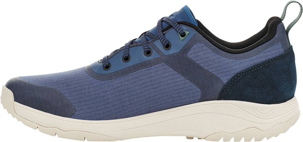Men's Teva Gateway Low Hiking Sneaker, Blue Indigo Textile/Leather, large, image 3