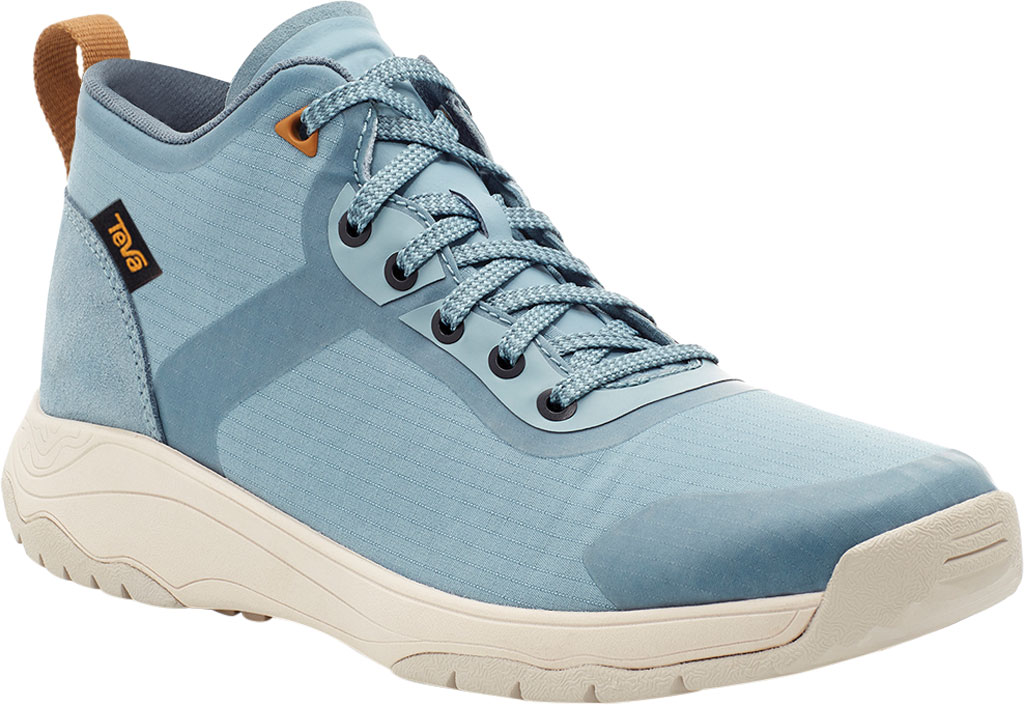 Women's Teva Gateway Mid Hiking Sneaker, Arona Recycled Polyester/Suede, large, image 1