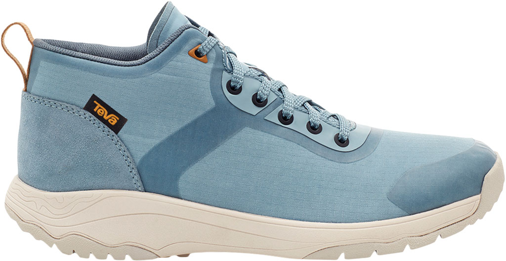 Women's Teva Gateway Mid Hiking Sneaker, Arona Recycled Polyester/Suede, large, image 2