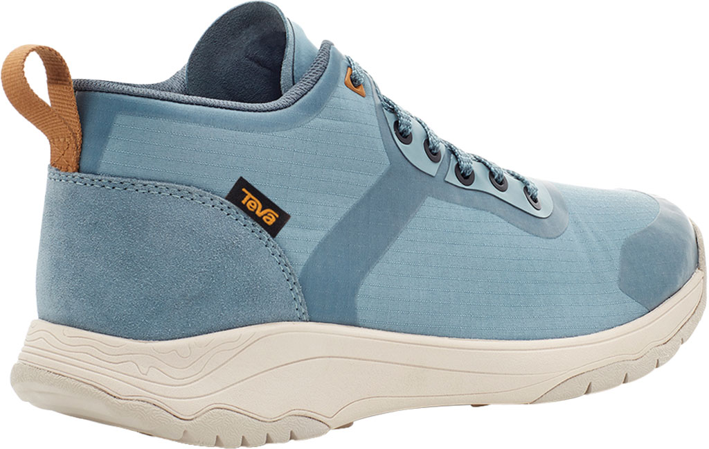 Women's Teva Gateway Mid Hiking Sneaker, Arona Recycled Polyester/Suede, large, image 4