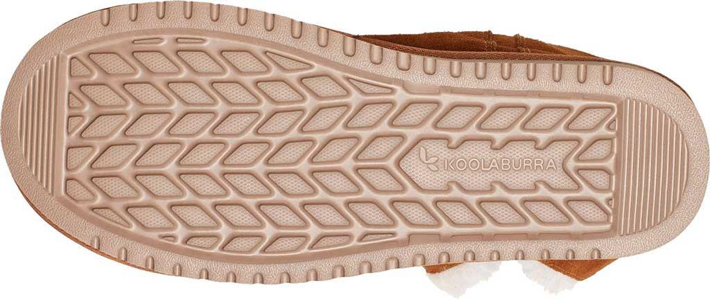Women's Koolaburra by UGG Aribel Short Mid Calf Boot, Chestnut Suede, large, image 6