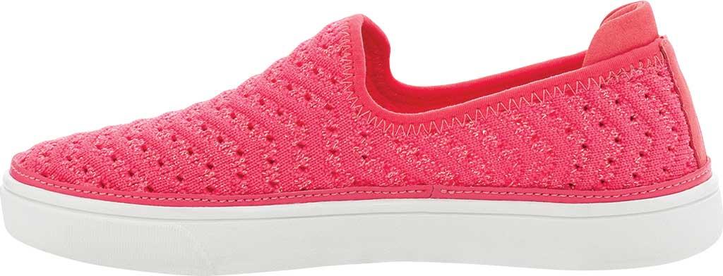 Children's UGG Caplan Slip-On Sneaker - Kids, Strawberry Metallic Knit, large, image 3