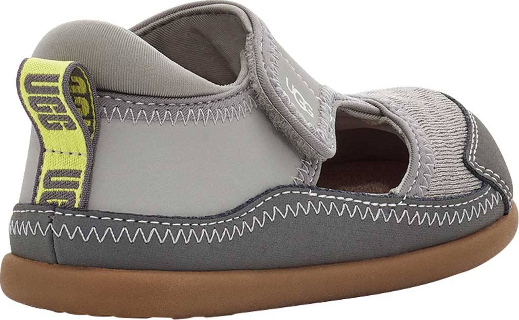 Infant UGG Delta Sneaker - Toddler, Seal Synthetic, large, image 4