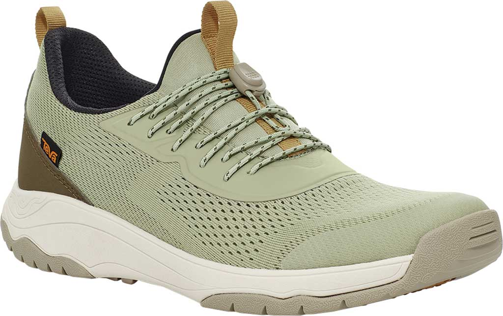 Women's Teva Gateway Swift Sneaker, Sage Green Textile/Synthetic, large, image 1