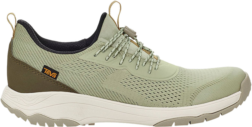 Women's Teva Gateway Swift Sneaker, Sage Green Textile/Synthetic, large, image 2