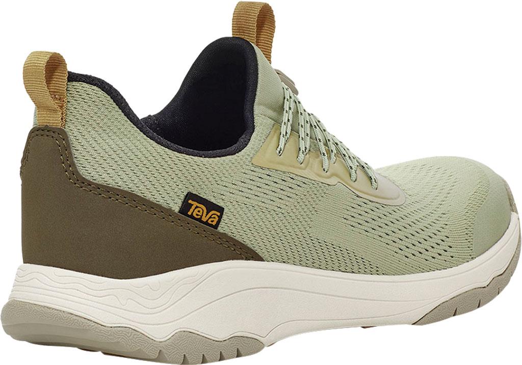 Women's Teva Gateway Swift Sneaker, Sage Green Textile/Synthetic, large, image 4
