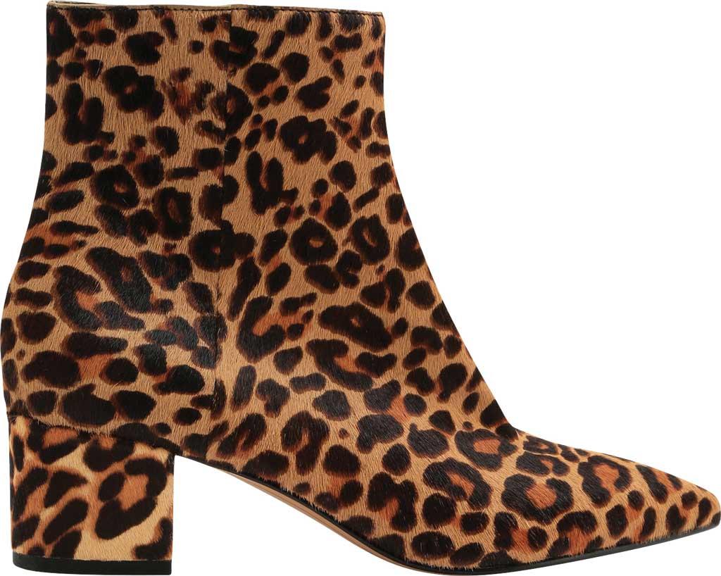 Women's Dolce Vita Bel Ankle Bootie, Dark Leopard Calf Hair, large, image 2
