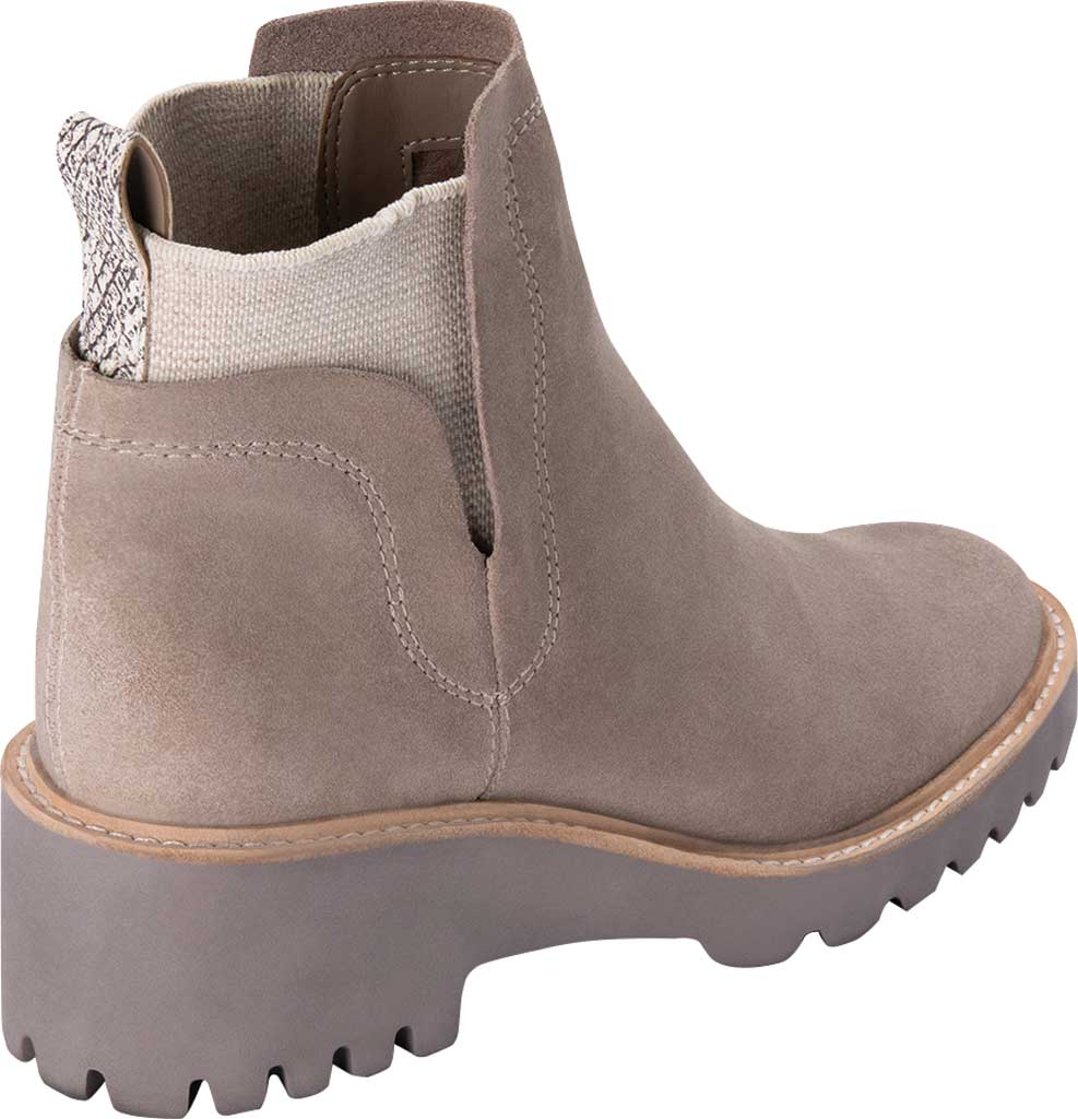 Women's Dolce Vita Huey Ankle Boot, Almond Suede, large, image 3