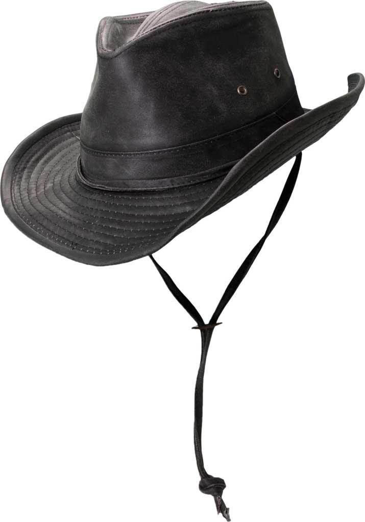 Men's DPC Outdoor Design MC127, Black, large, image 1