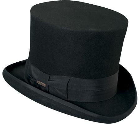 Men's Scala Mad Hatter WF567, Black, large, image 1