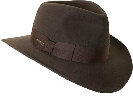 Men's Indiana Jones IJ559, Brown, large, image 1