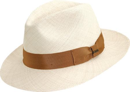 Men's Scala P219 Safari Hat, Natural, large, image 1