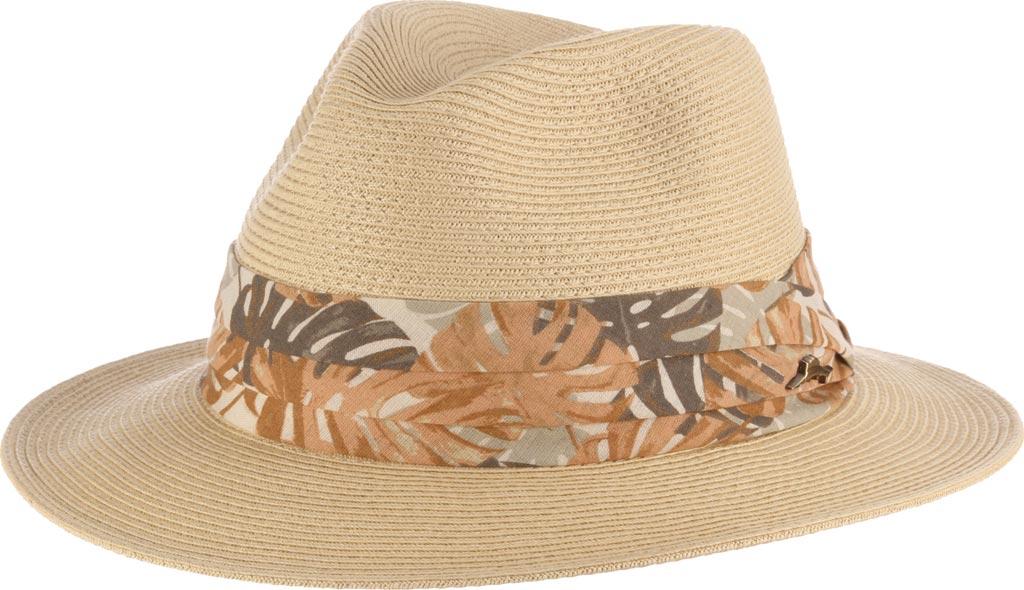 Men's Tommy Bahama TBW247OS Fine Braid Safari Hat, , large, image 1